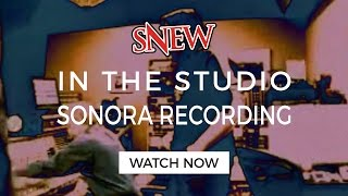SNEW - Recording their first album Snew You