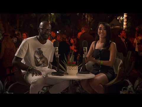 Black Coffee Interview - Coachella 2018