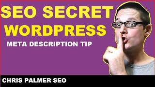 Wordpress SEO:How To Write Meta Description For SEO [TIP]