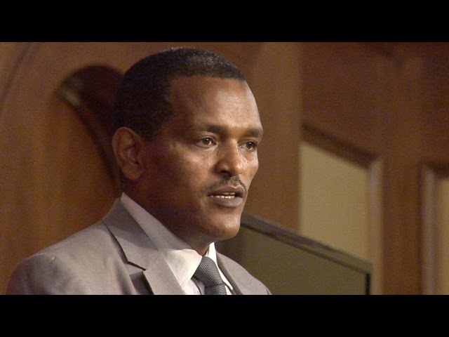 Special Address by Kebede Worku, State Minister, Ministry of Health, Federal Democratic Republic of Ethiopia