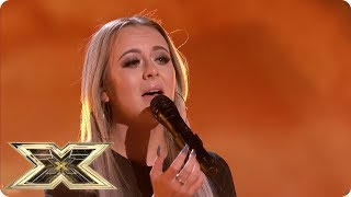 Molly Scott Sings Little Do You Know | Live Shows Week 2 | The X Factor UK 2018