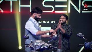 #HyperAadhi & #ChalakiChanti hulchal in #SixthSense