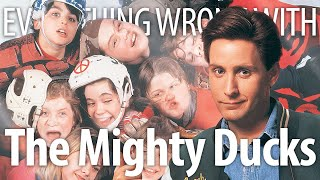 Everything Wrong With The Mighty Ducks In Flying V Minutes