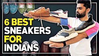6 Best Sneakers   Latest Sneaker Trends   Sneakers For Boys   Men Sneakers