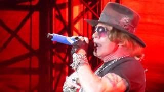 Billy Joel W/ <b>Axl Rose</b> Highway To Hell MinneapolisMn 7/28/17 HD
