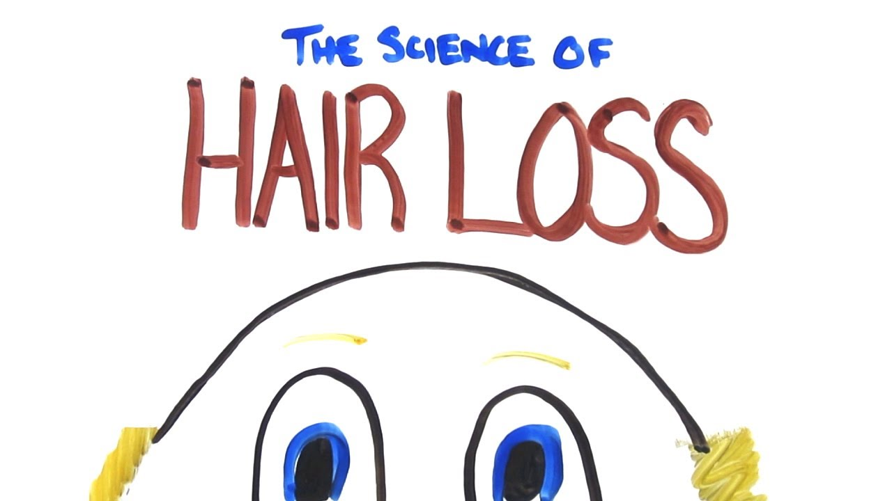 What Really Causes Baldness (Hint: It's Not Your Grandpa)