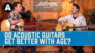 50 Year Old Martin Guitar Vs Brand New Martin Guitar - Which Sounds Better?