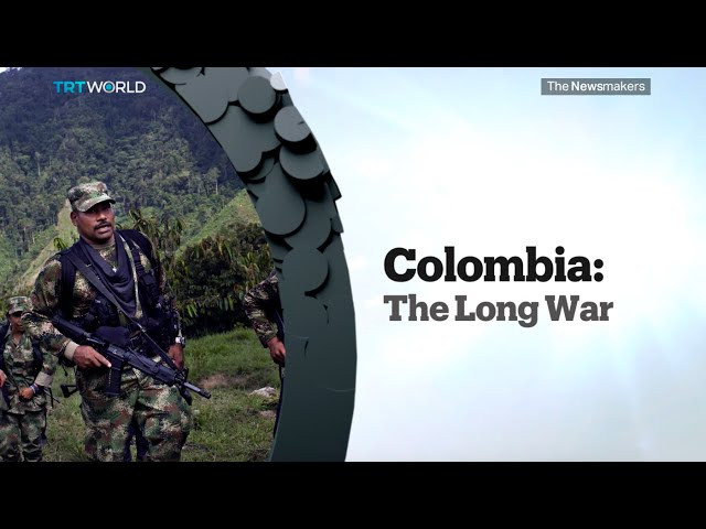 The Newsmakers - Colombia: The Long War