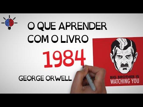 Livro 1984, DE GEORGE ORWELL | RESENHA | SejaUmaPessoaMelhor