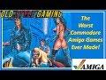 The Worst Commodore Amiga Games Ever Made