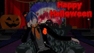 [MMD] Kaito Happy Halloween