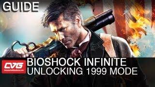 Bioshock Infinite - How to unlock 1999 Mode using the Konami cheat code