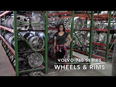 Factory Original Volvo 760 Series Wheels & Volvo 760 Series Rims – OriginalWheels.com