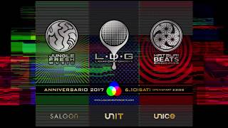 Liquid Drop Groove -Anniversario 2017- Motion Flyer!!!