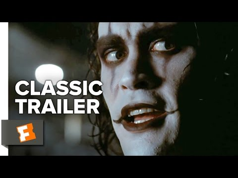 The Crow Movie Trailer