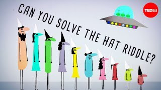 Alex Gendler& Addison Anderson - Can You Solve The Prisoner Hat Riddle?