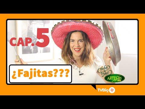 Fajitas VEGETARIANAS en 3 VERSIONES - Con Especias de HERBES DEL MOLÍ - Receta Mexicana!!! 🇮🇪