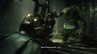 Batman Arkham Knight: Beneath the Surface DLC [1080 HD]
