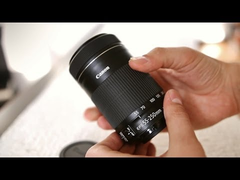 Canon EF-S 55-250mm f/4-5.6 IS STM lens review (with samples)
