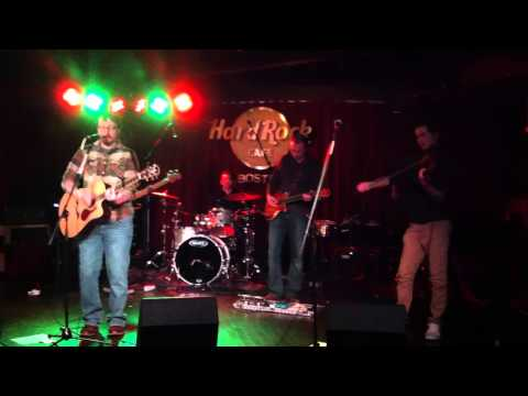 """Here's My Heart"" written and performed by Seth Wonkka at Hard Rock Cafe Boston"