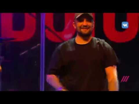 Баста feat. Noize MC и Oxxxymiron - Моя игра (Концерт солидарности в поддержку Хаски, 26.11.2018) HD