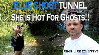 The Haunted Blue Ghost Tunnel Tour
