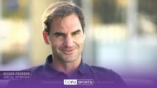 Roger Federer's FULL Exclusive Interview with beIN SPORTS