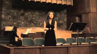 Shahrzad Tavakol - Prima Donna Song by V. Herbert From Enchantress Operetta