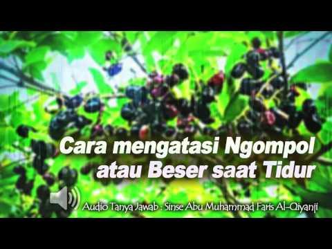 Video Cara mengatasi Ngompol atau Beser saat Tidur (Audio)