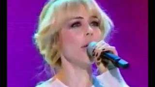 Тина Кароль  - Песня Синий Платочек