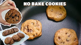 chocolate chip cookie recipe no baking soda