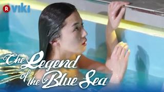 Eng Sub The Legend Of The Blue Sea - EP 14  Jun Ji Hyun's Secret Revealed