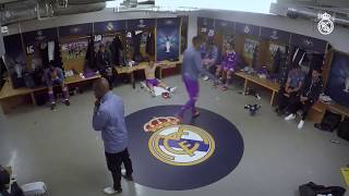 LEAKED - Zidane's Half Time Team-Talk at The 2017 UCL Final! (CC: Indonesian available)
