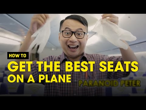 How to Get the Best Seats on a Plane – Scoot