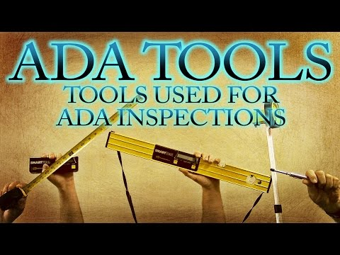 ADA Tools & Equipment - Guide to the Americans with Disabilities ...