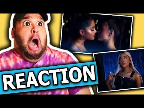 Ariana Grande Break Up With Your Girlfriend Im Bored Music Video Reaction