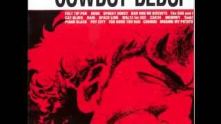 Cowboy Bebop OST 1   Piano Black 1