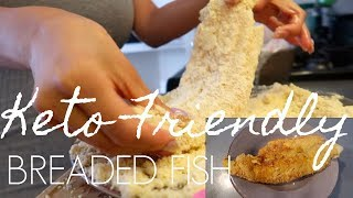 low carb fried chicken almond flour