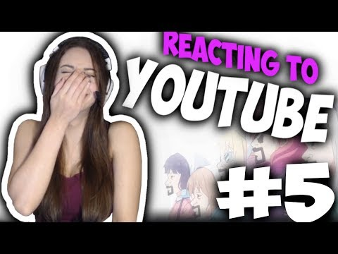 sweet anita tourettes youtube reactions 5