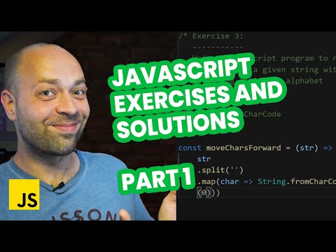 JavaScript Practice Exercises For Beginners: Beginner Exercises Part 1