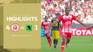 CAF CL   Simba SC 4 – 1 AS Vita Club