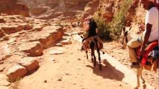 ISA in Amman Summer 2012 - part 41: Petra
