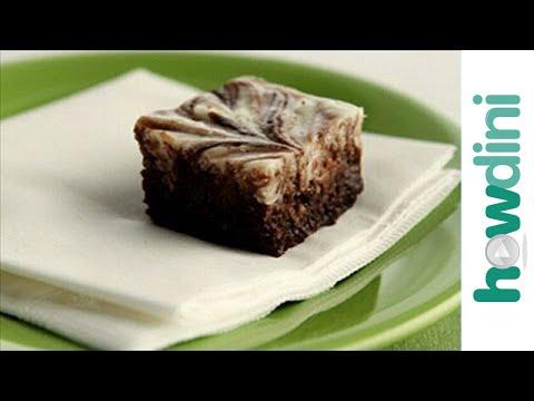 How To Make Cheesecake Brownies - Brownies Recipe