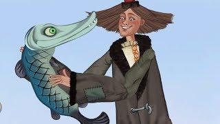 """""""Сказка про Емелю"""" По щучьему веленью.  Веселые сказки для детей.  Рассказы с красочными картинками"""