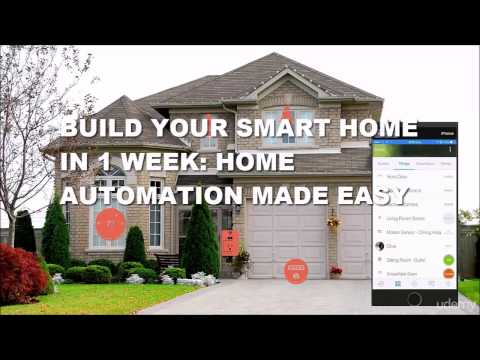Home Automation For Beginners Course To Learn DIY Smart Home ...