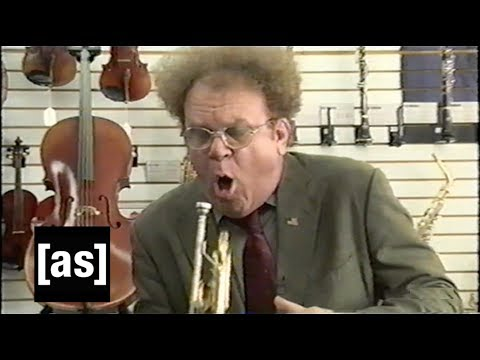 Music Store | Check It Out! With Dr. Steve Brule