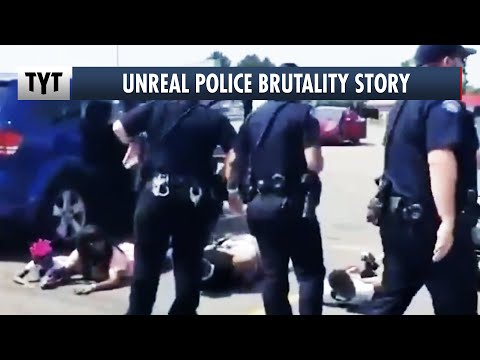 UNREAL Story of Police Brutality