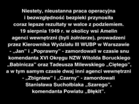 """Elegia na śmierć """"Roja"""" Leszek Bubel Band"""