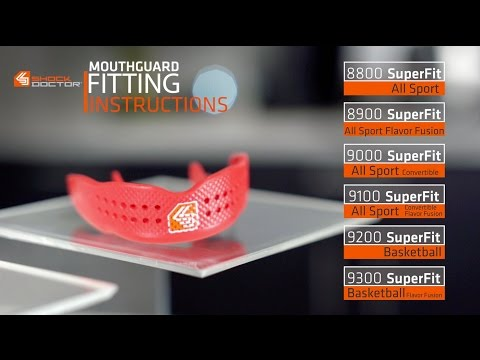 Superfit All Sport Mouthguard Shock Doctor