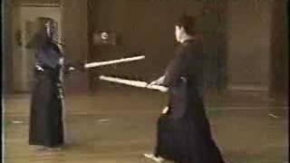 Hurugawa Sensei   Tsuki Lesson